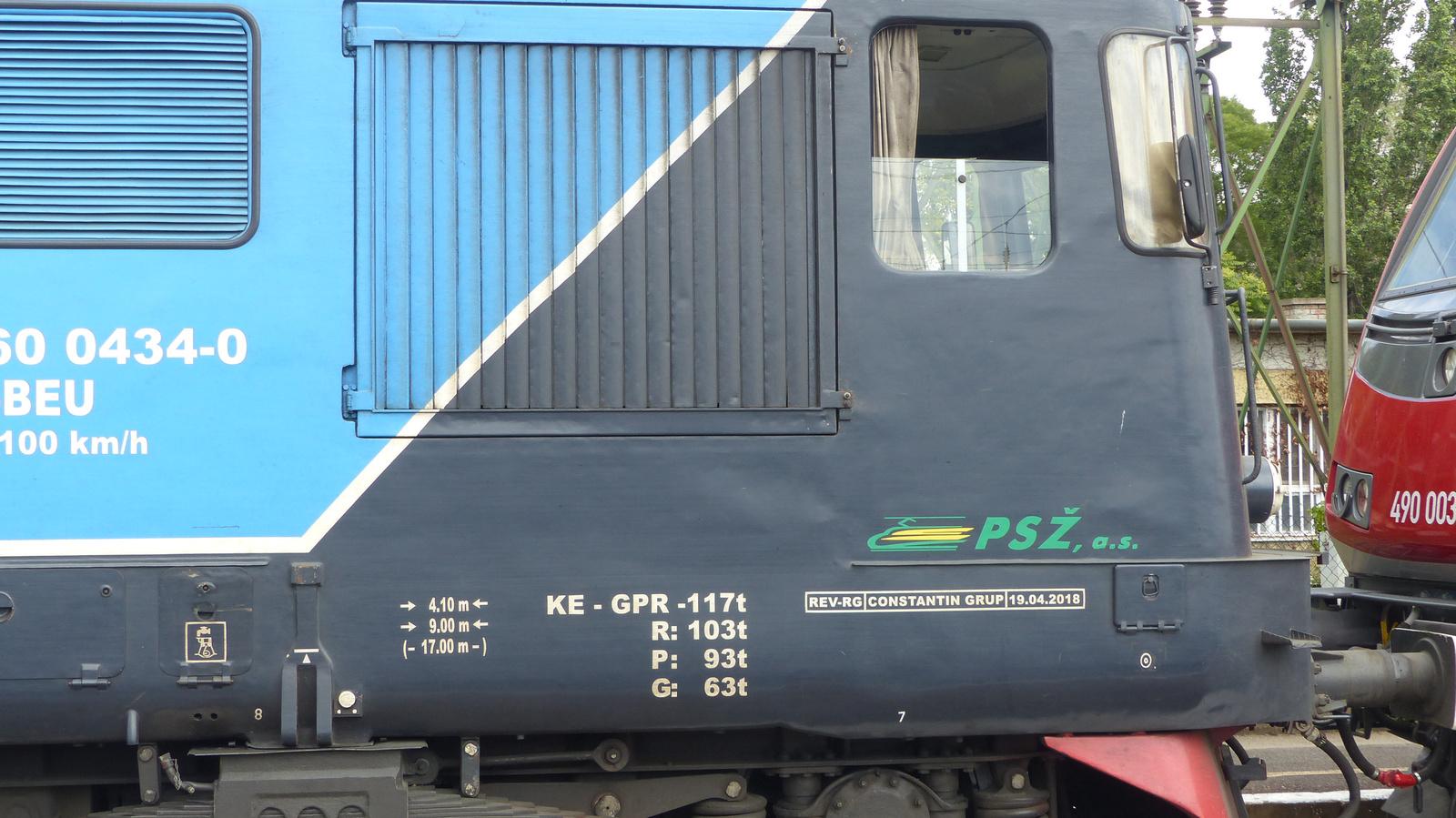 RO-BEU 92 53 060 0434-0, SzG3