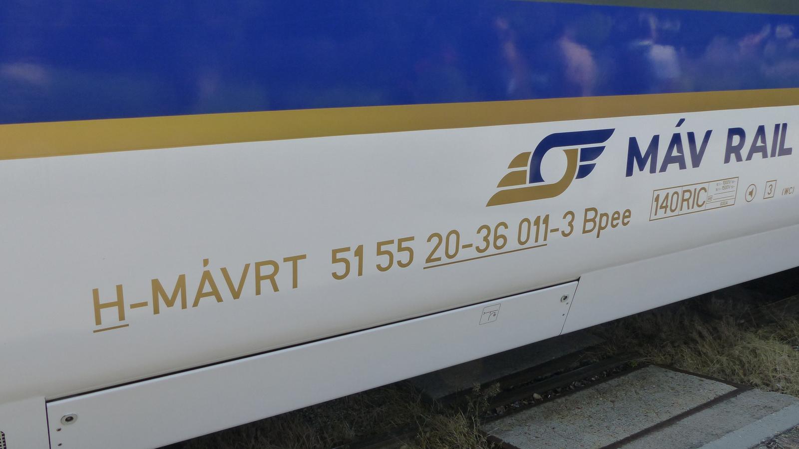 H-MÁVRT 51 55 20-36 011-3, Bpee, SzG3