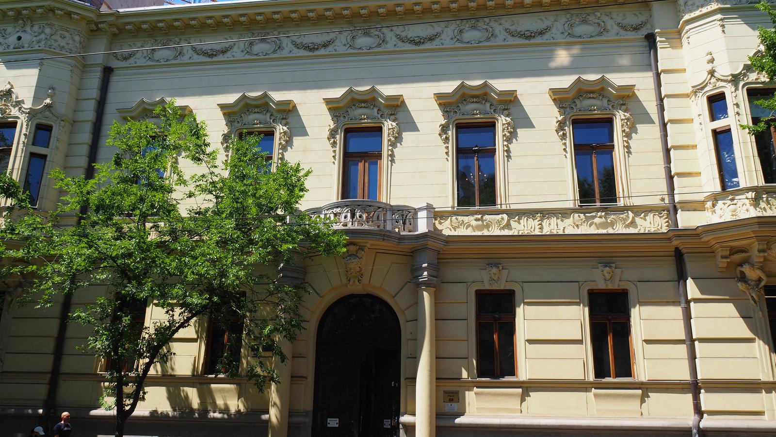 Pozsony, Pisztory palota, SzG3