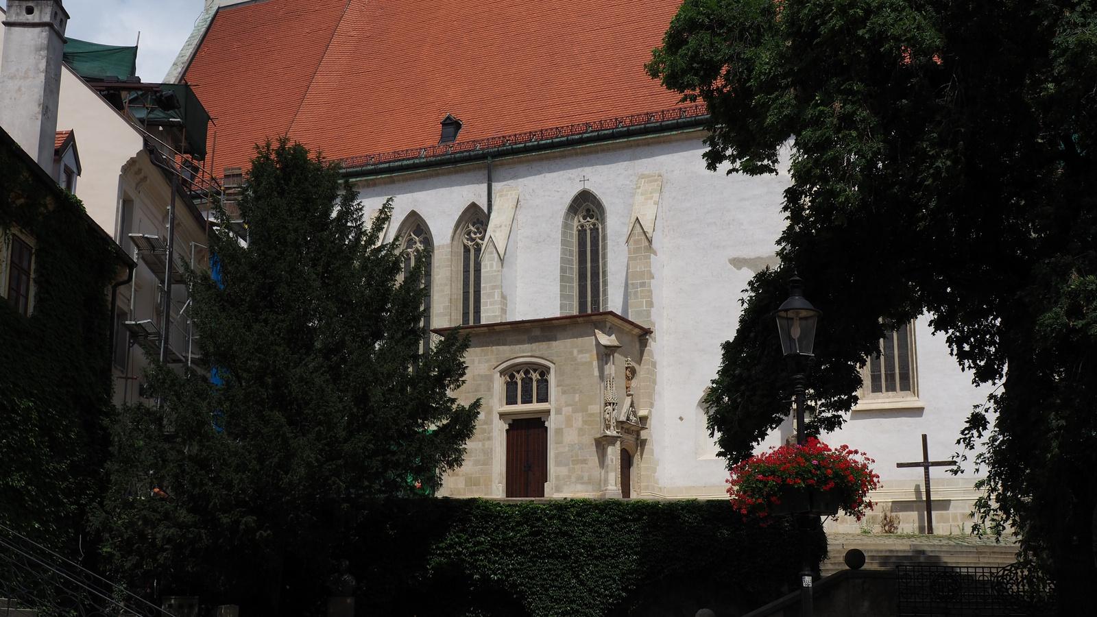 Pozsony, Szent Márton-dóm, Dóm sv. Martina, SzG3
