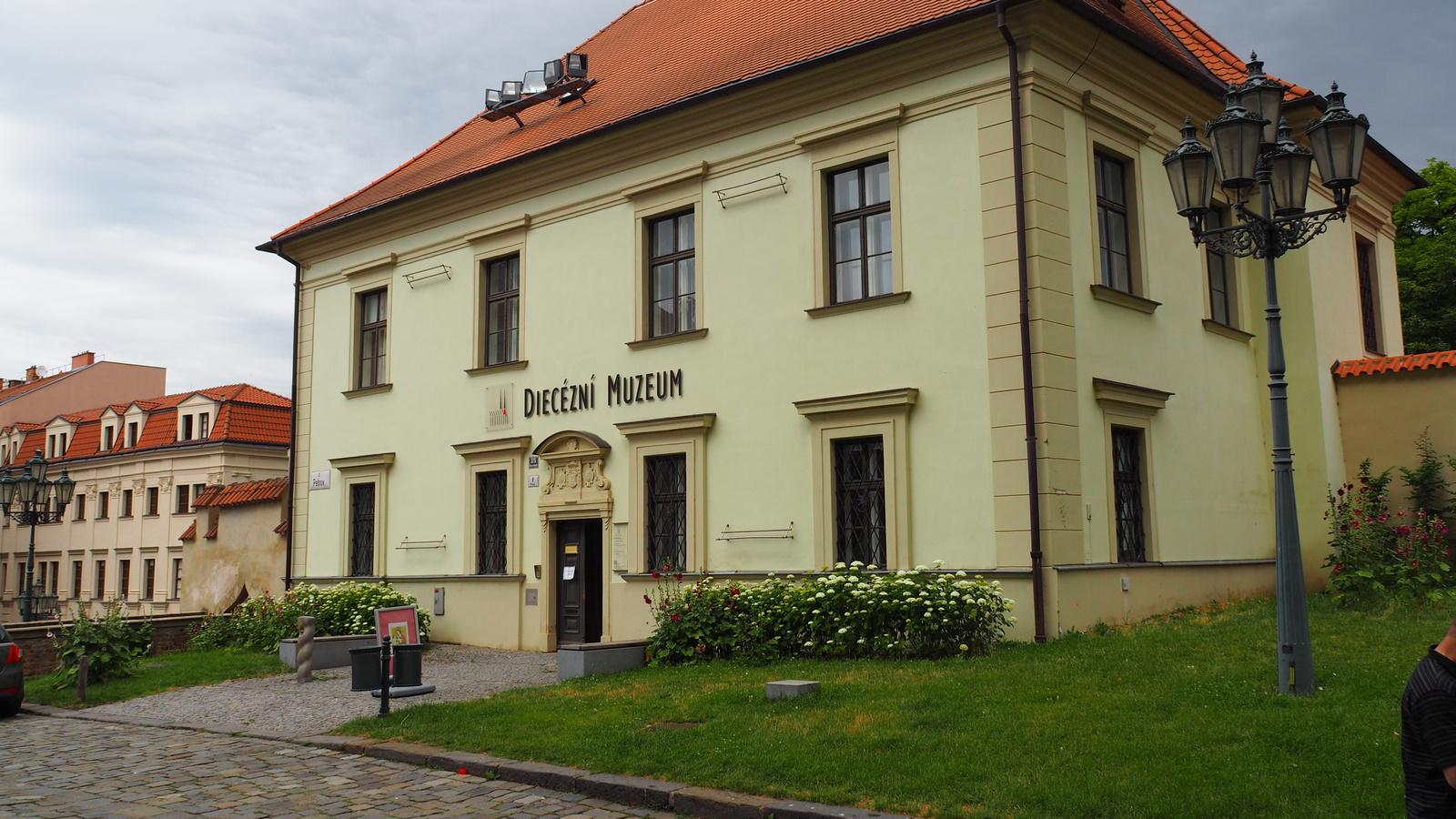 Brno, Diecézní muzeum, SzG3