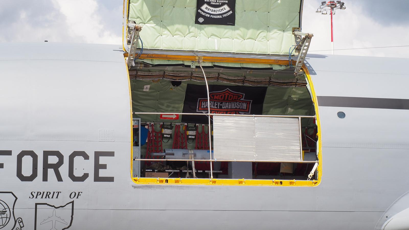 US AIR FORCE KC-135 (tanker), SzG3