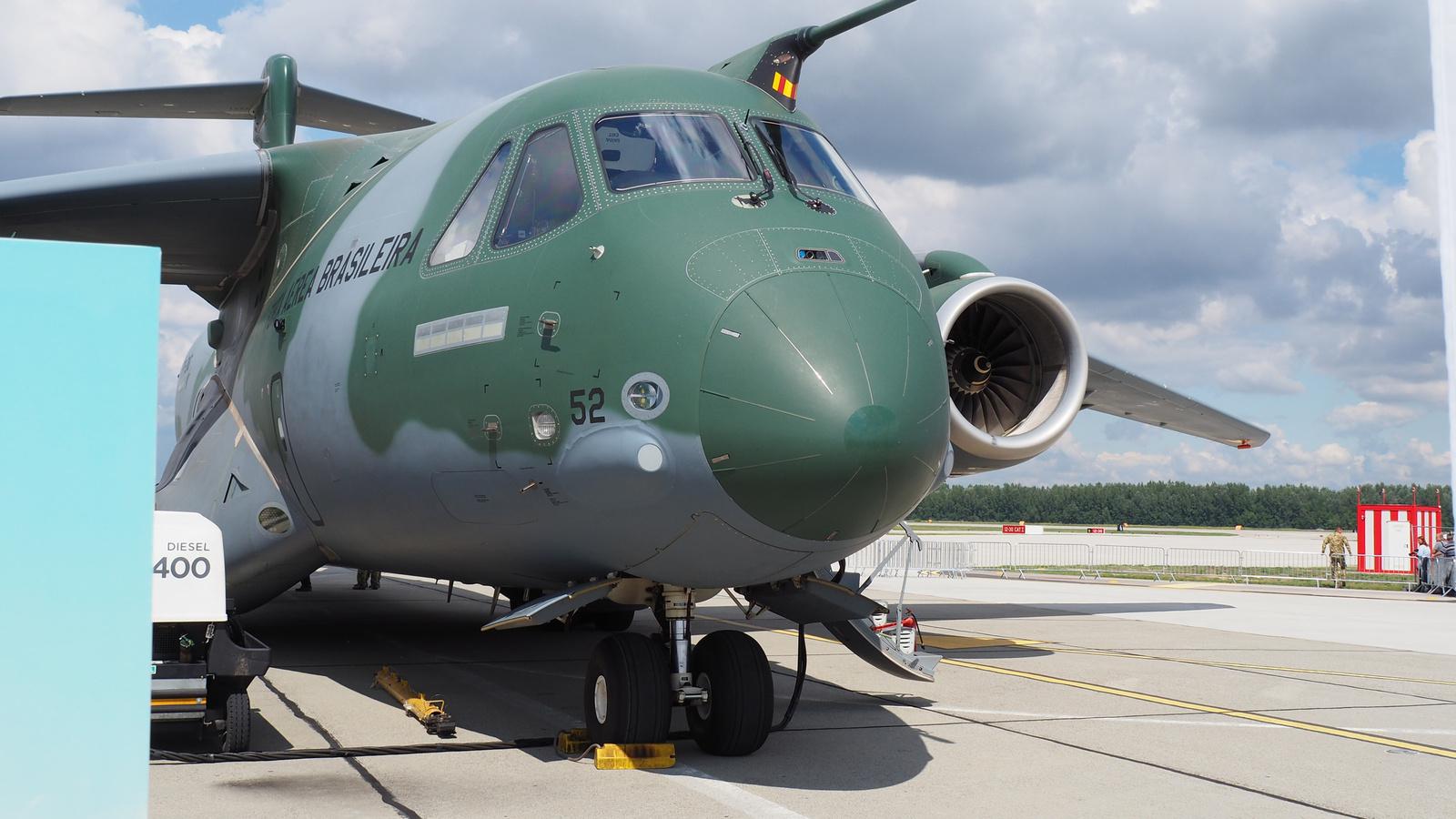 Força Aérea Brasileira (FAB) Embraer KC-390, SzG3