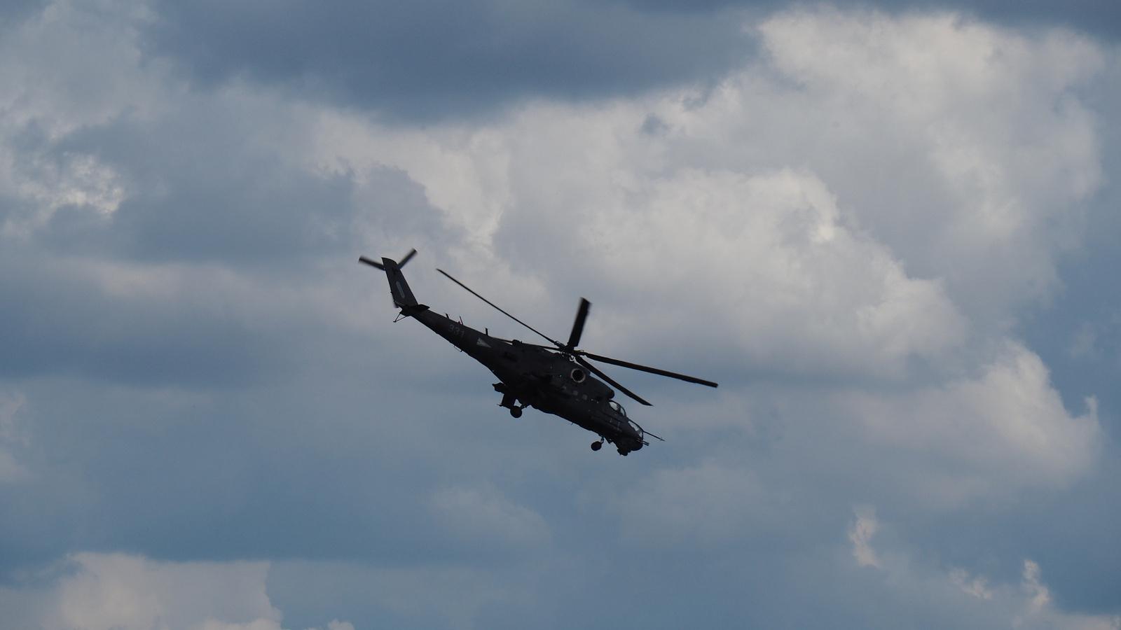 HUNAF MIL MI-24, SzG3