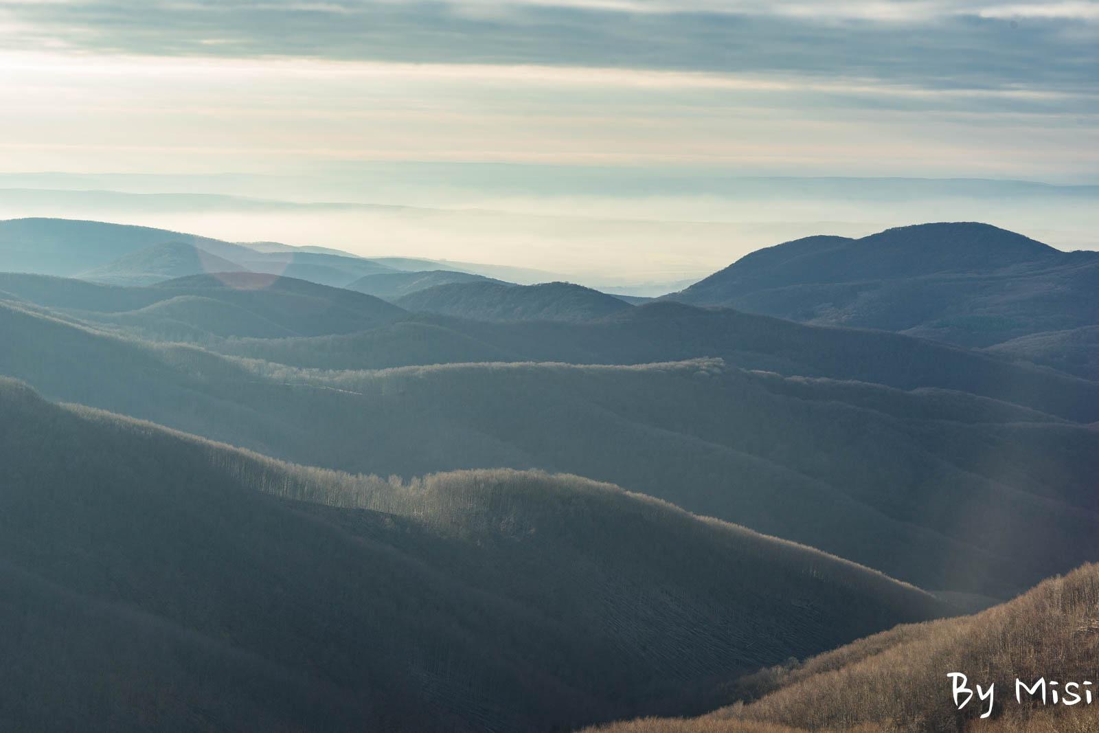 Nagyhideg hegy 2015-10