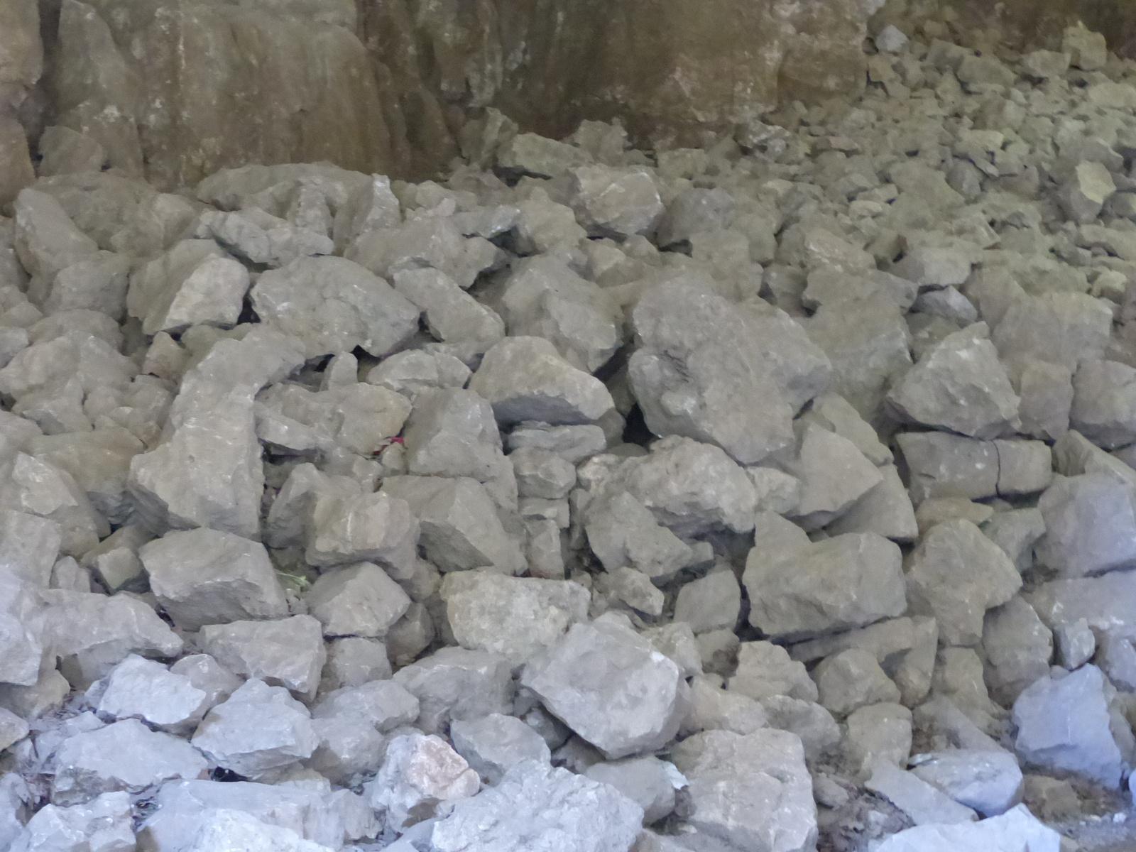 Tatabánya, a Szelim barlang, SzG3