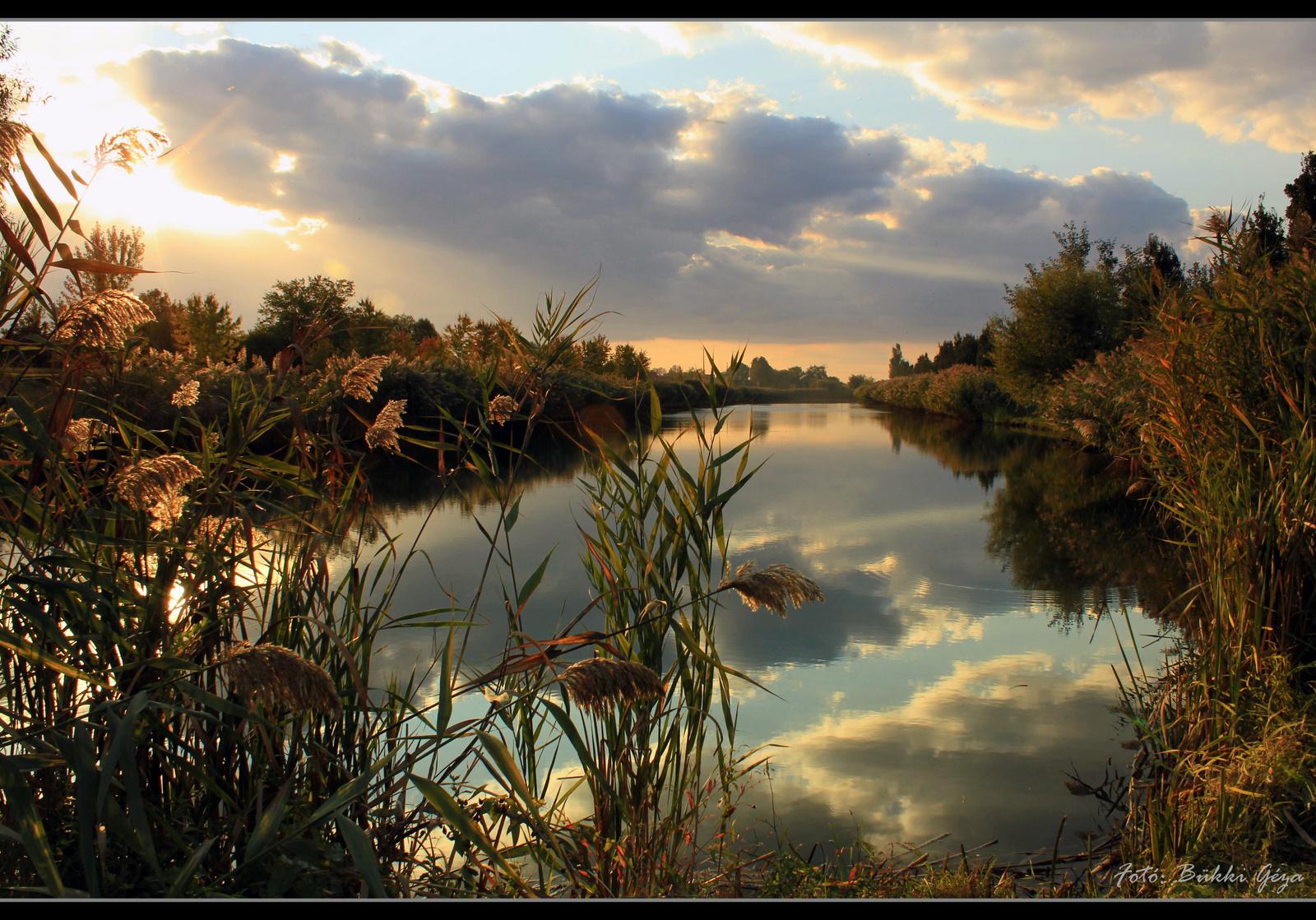 Gyula, Hunyadi tó