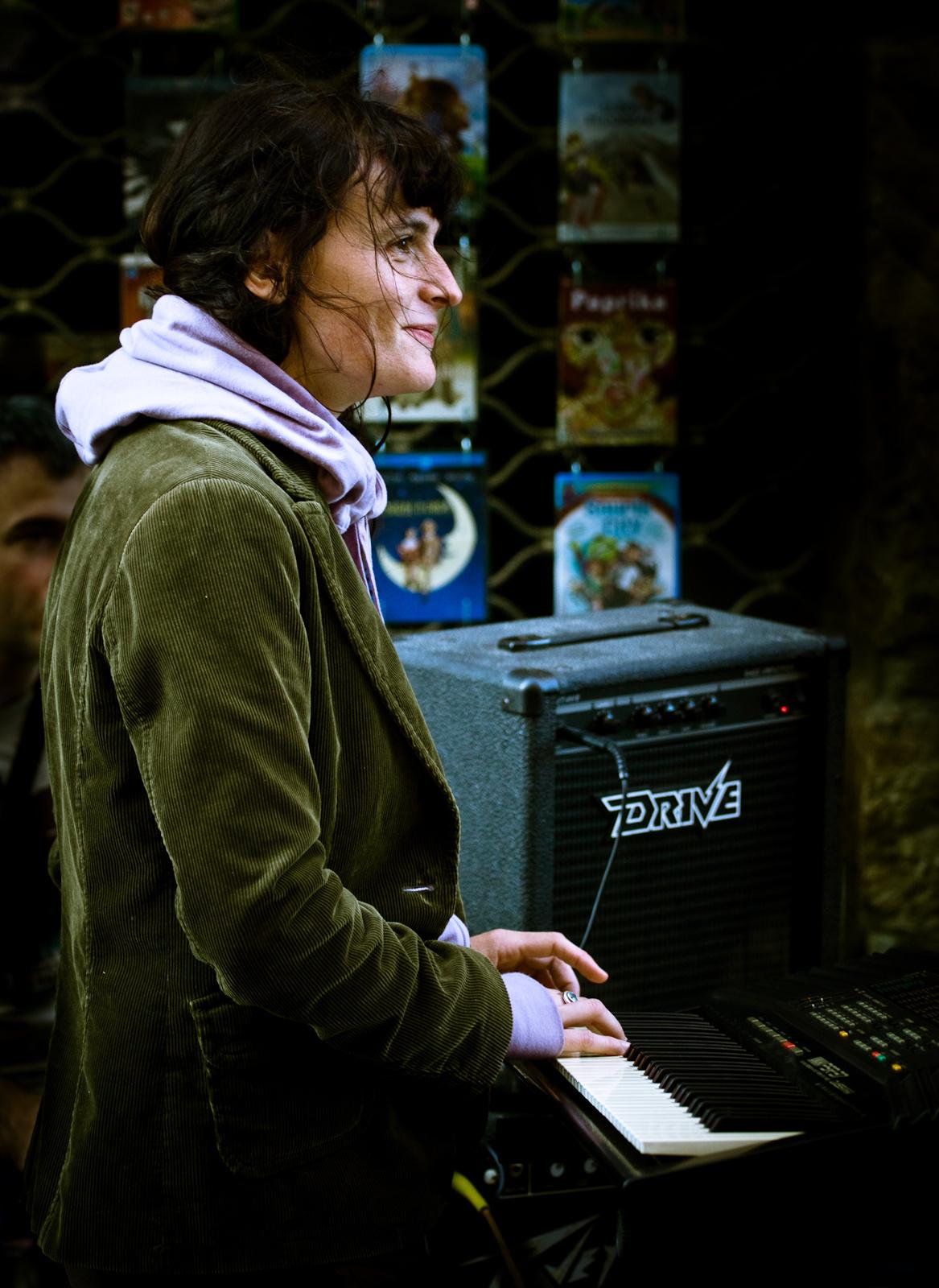 Vidám zongorista