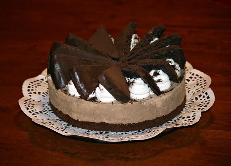 Rigójancsi torta
