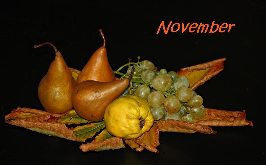 Őszi finomságok