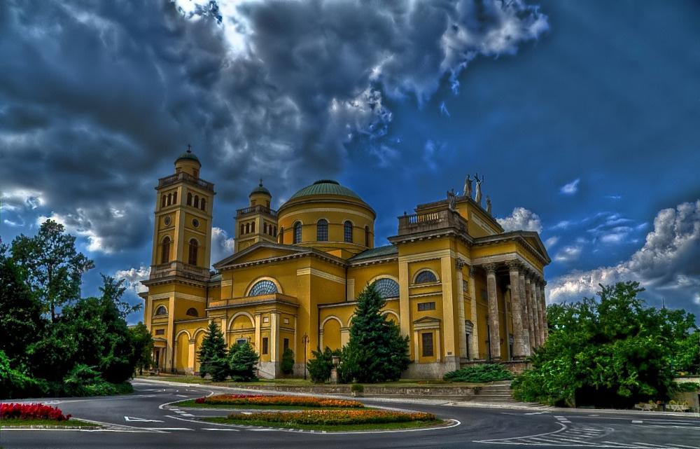 Bazilika HDR