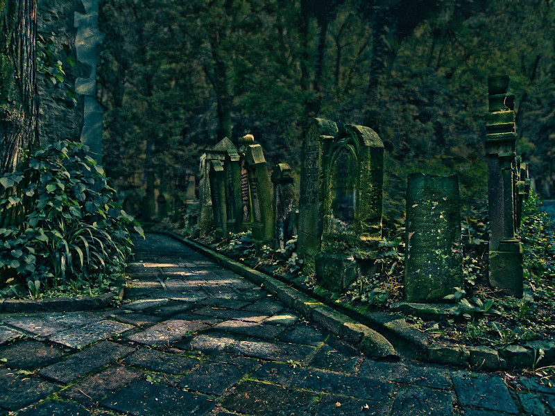 Miskolci temető...