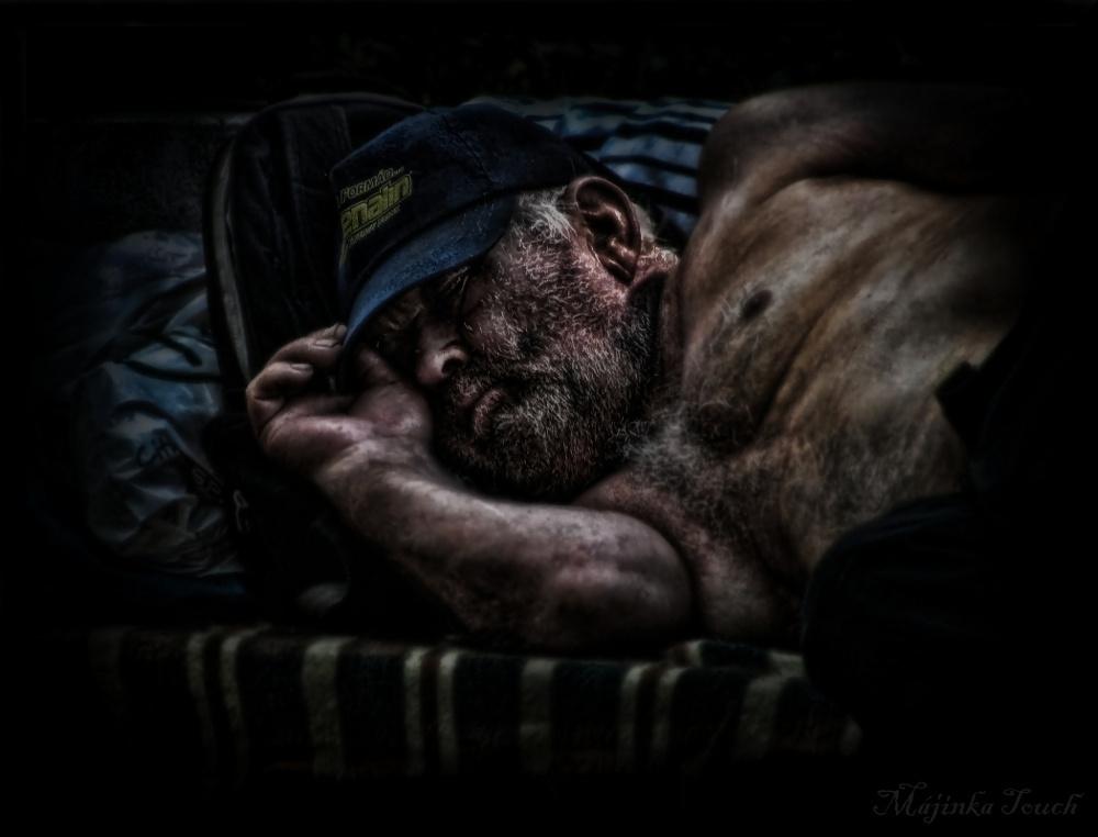 Egy hajléktalan álma...