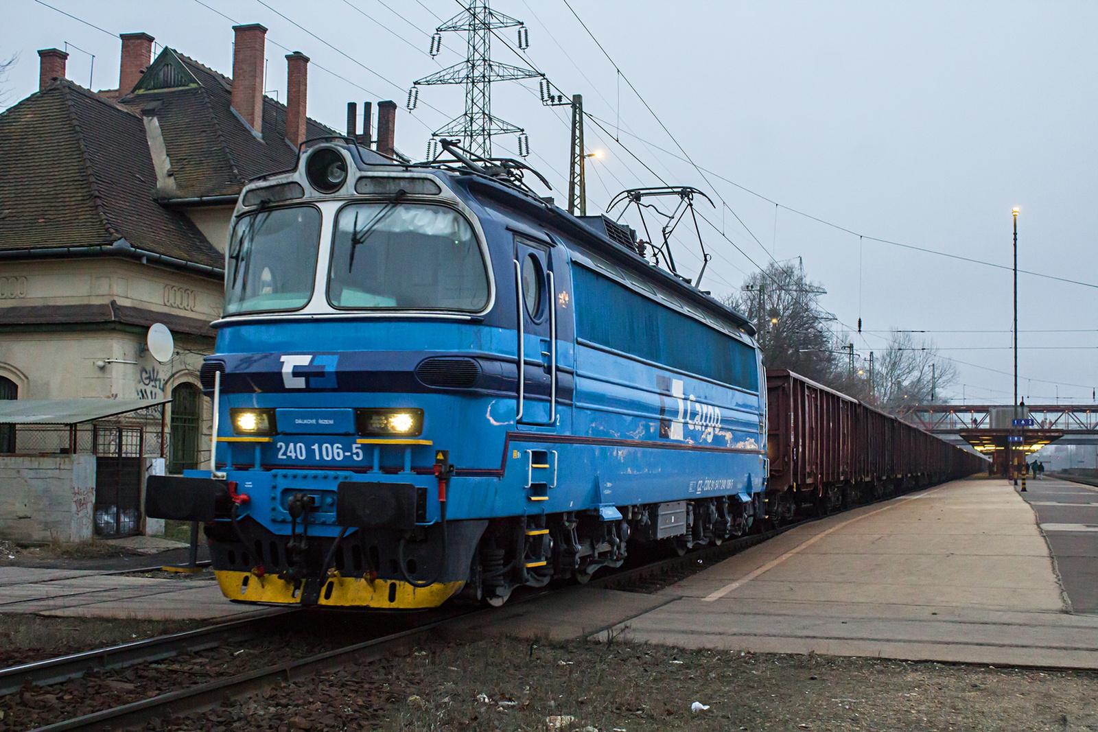 240 106 Kőbánya-Kispest (2021.02.02)