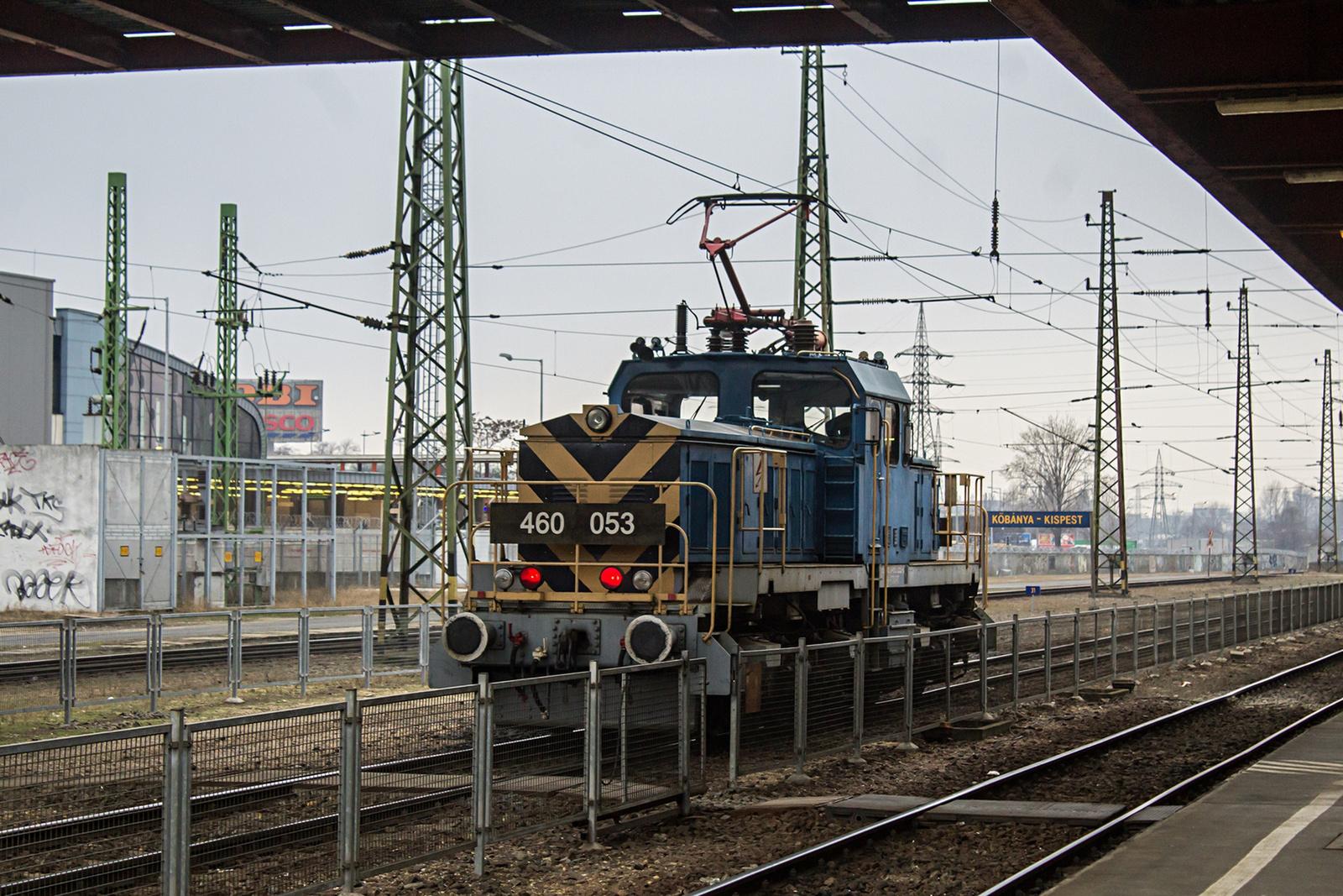 460 053 Kőbánya-Kispest (2021.02.02)