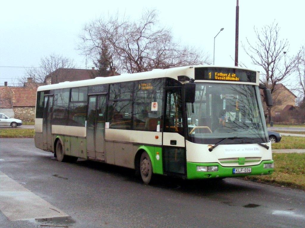KLF-034 a Fellner Jakab utcai firdulóban