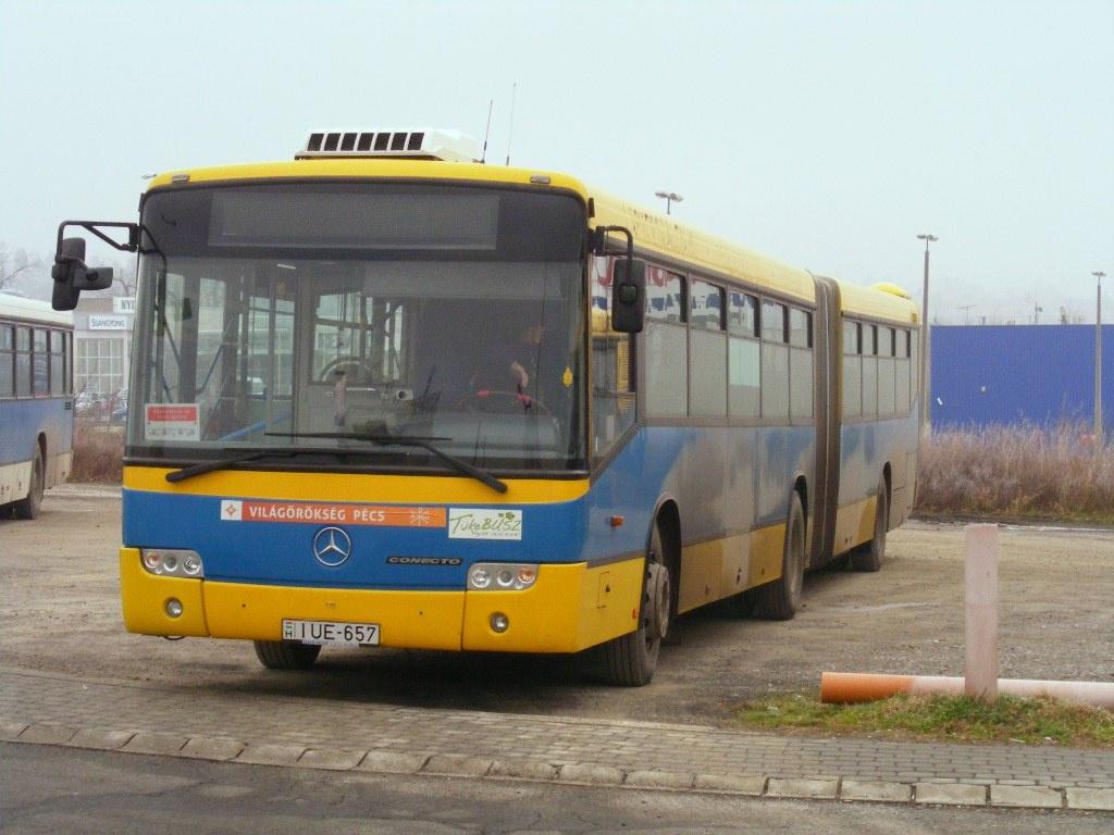 A legtükébb buszok
