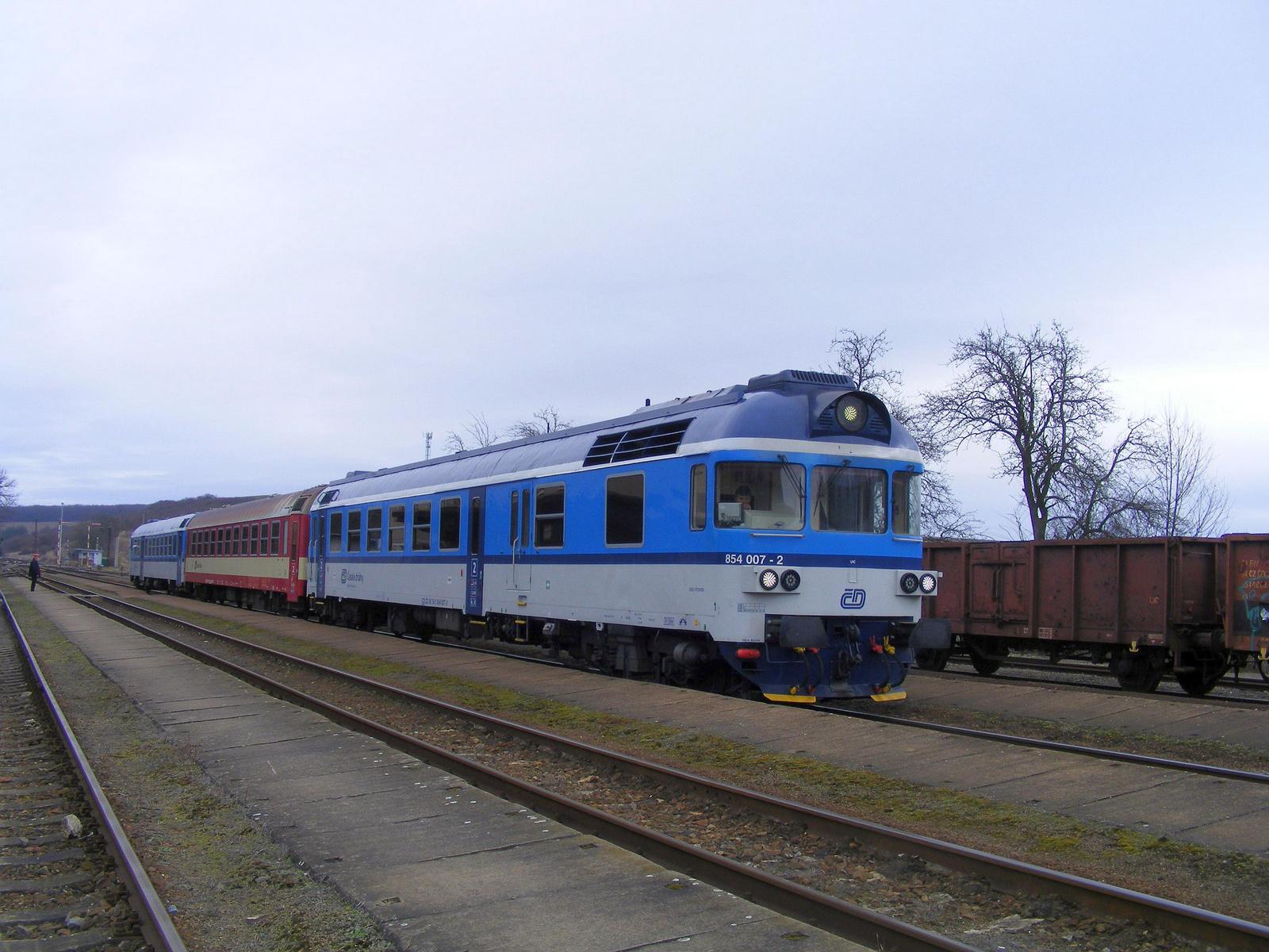 Motorvonat-kánaán Csehszlovákiában