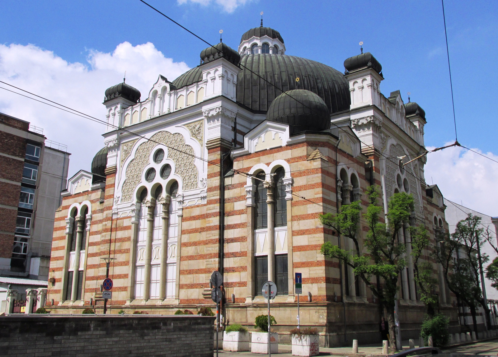 Szófiai központi zsinagóga