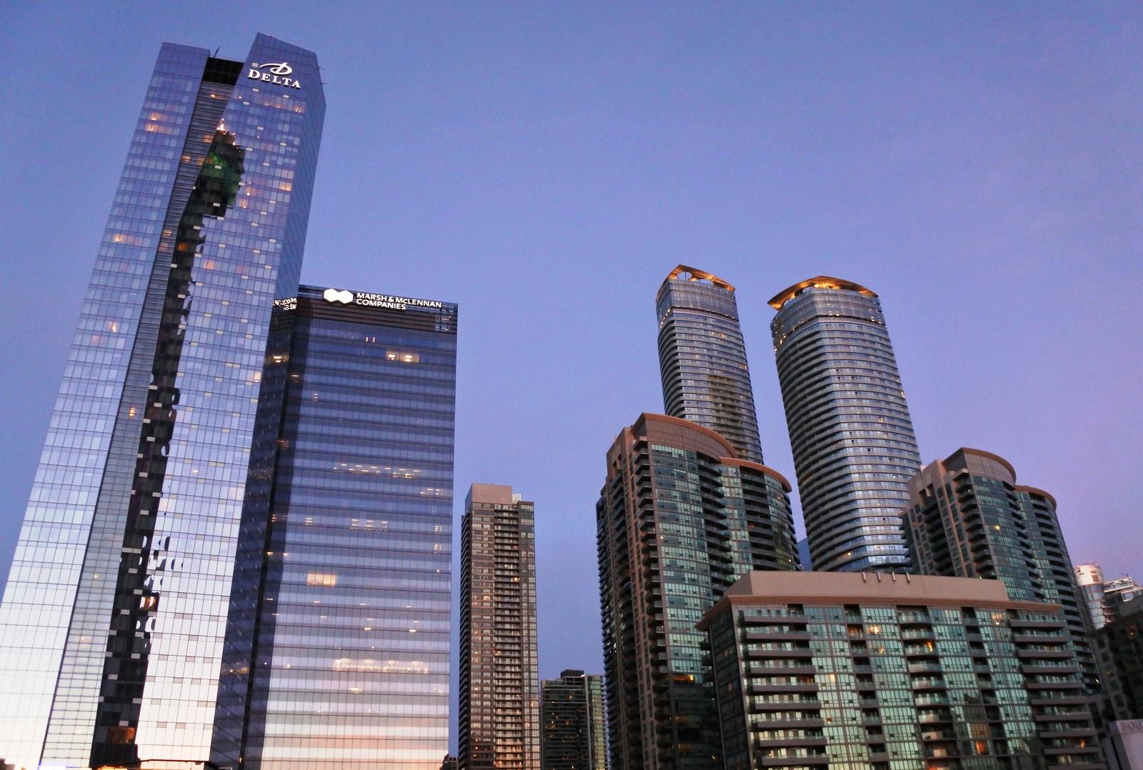 Felhőkarcolók