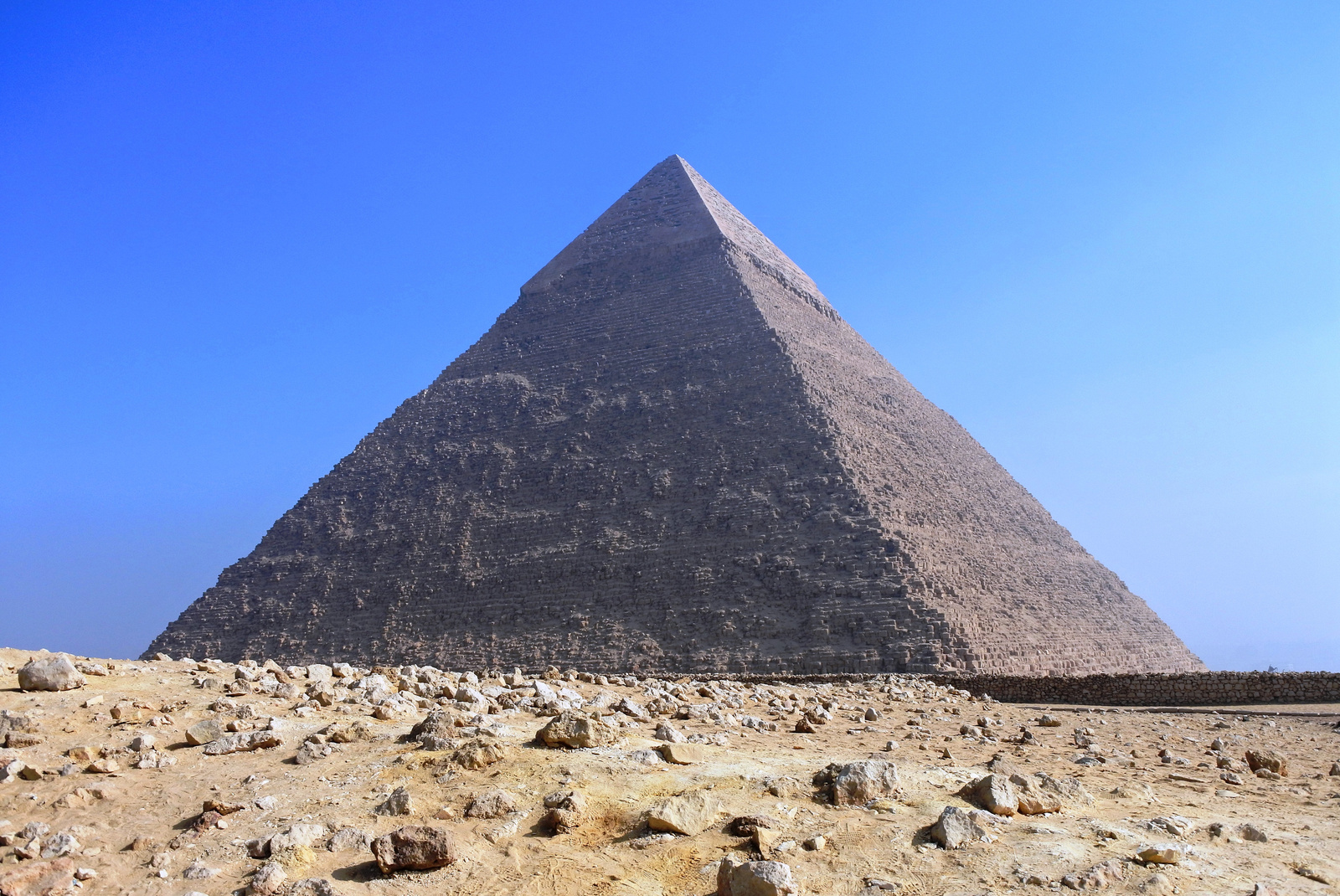 Kephrén piramisa