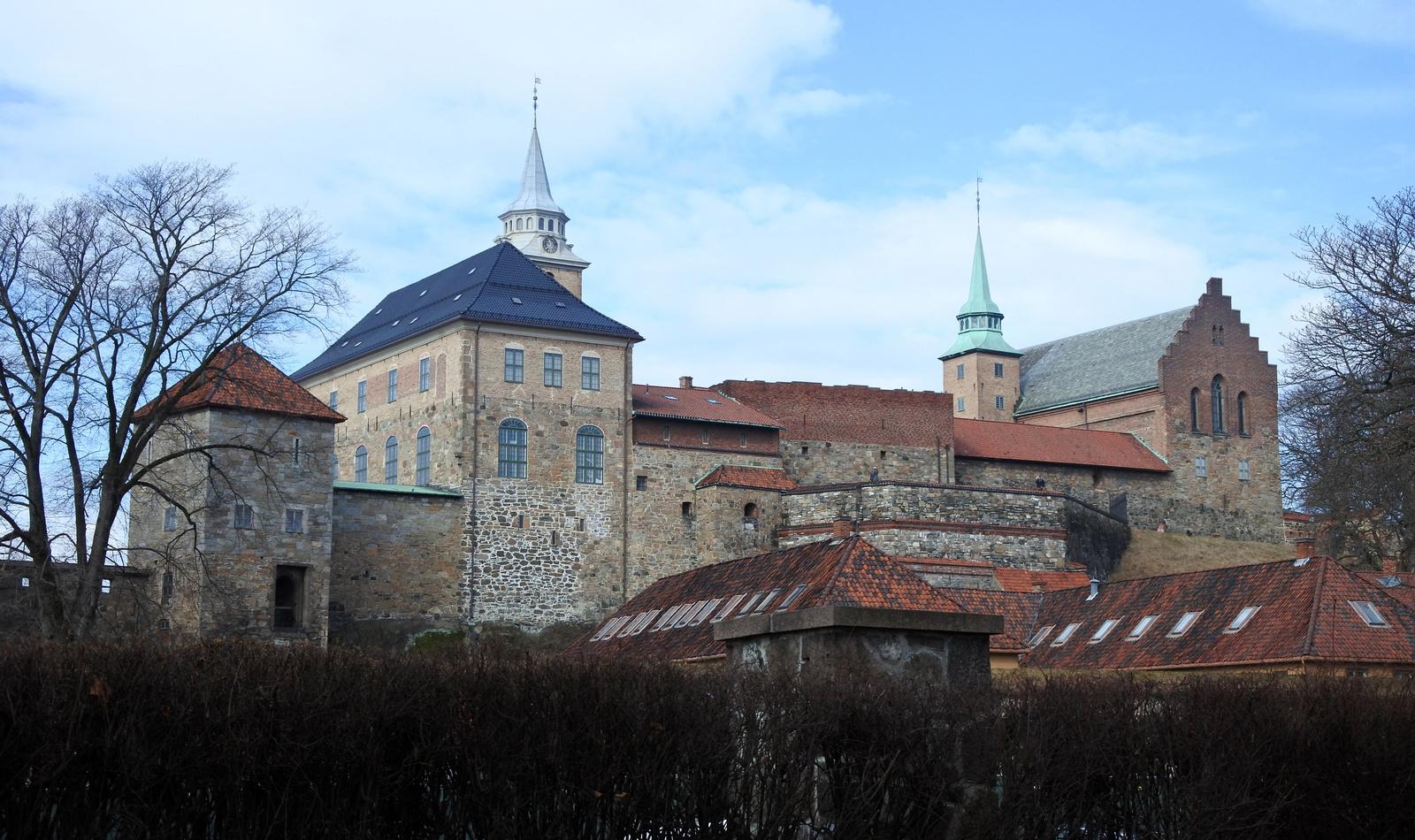 Akershus erőd