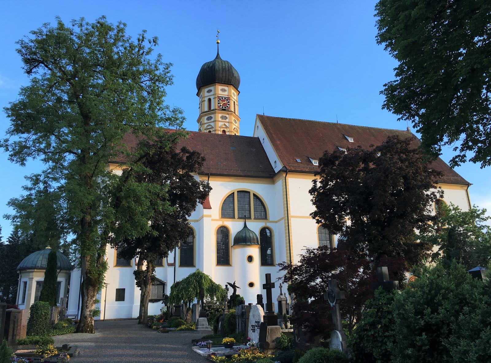 Szent Márton templom, Marktoberdorf
