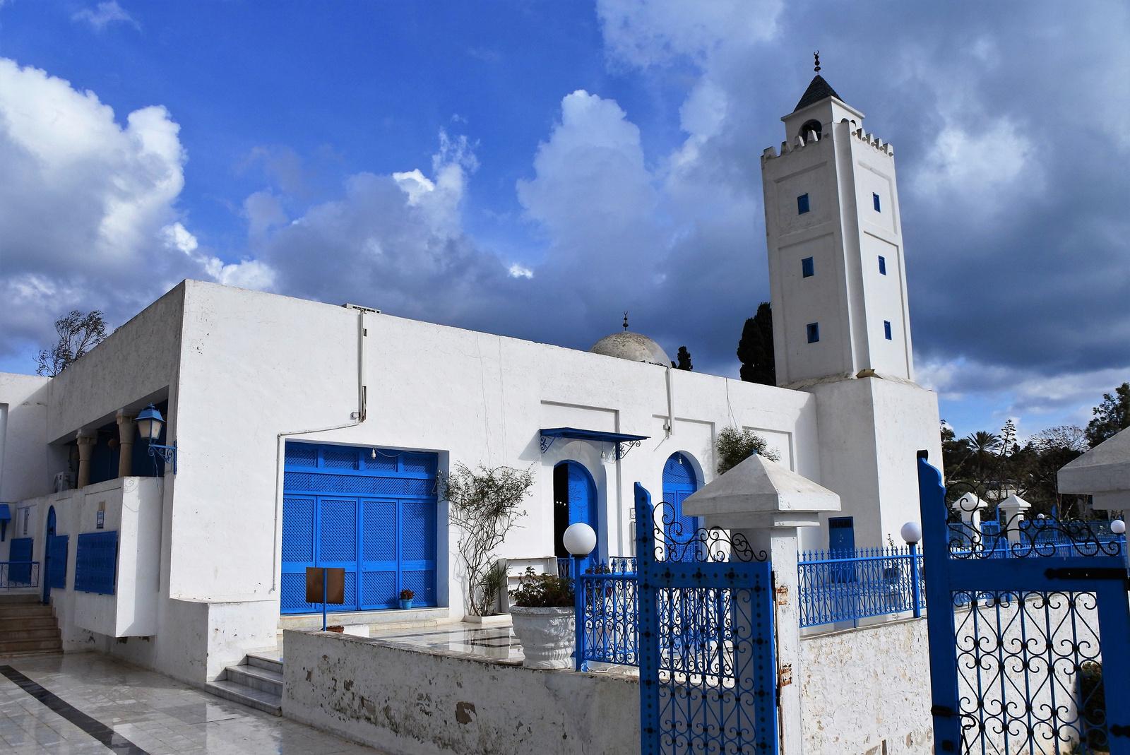 Fehér mecset