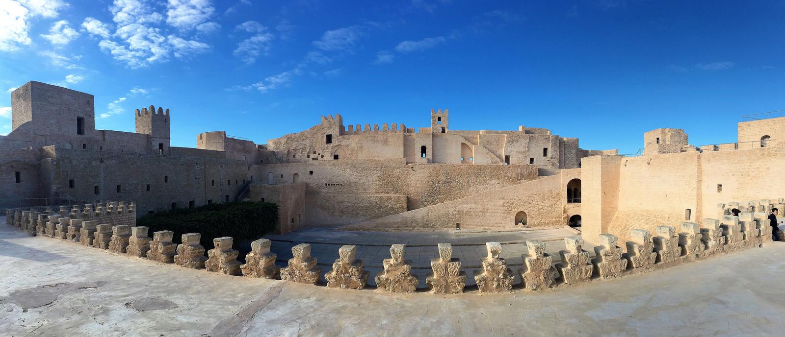 A monastiri erőd