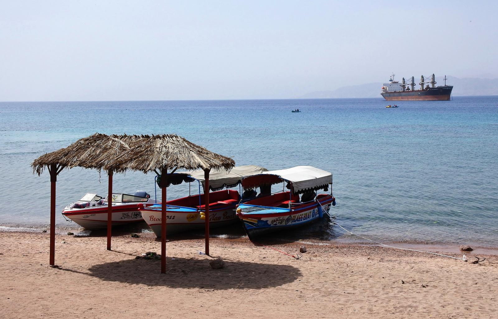 Vörös-tenger, Aqaba