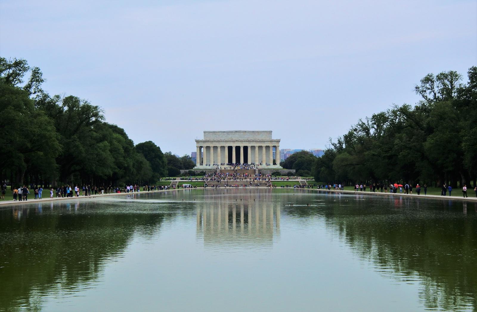 Lincoln-emlékmű