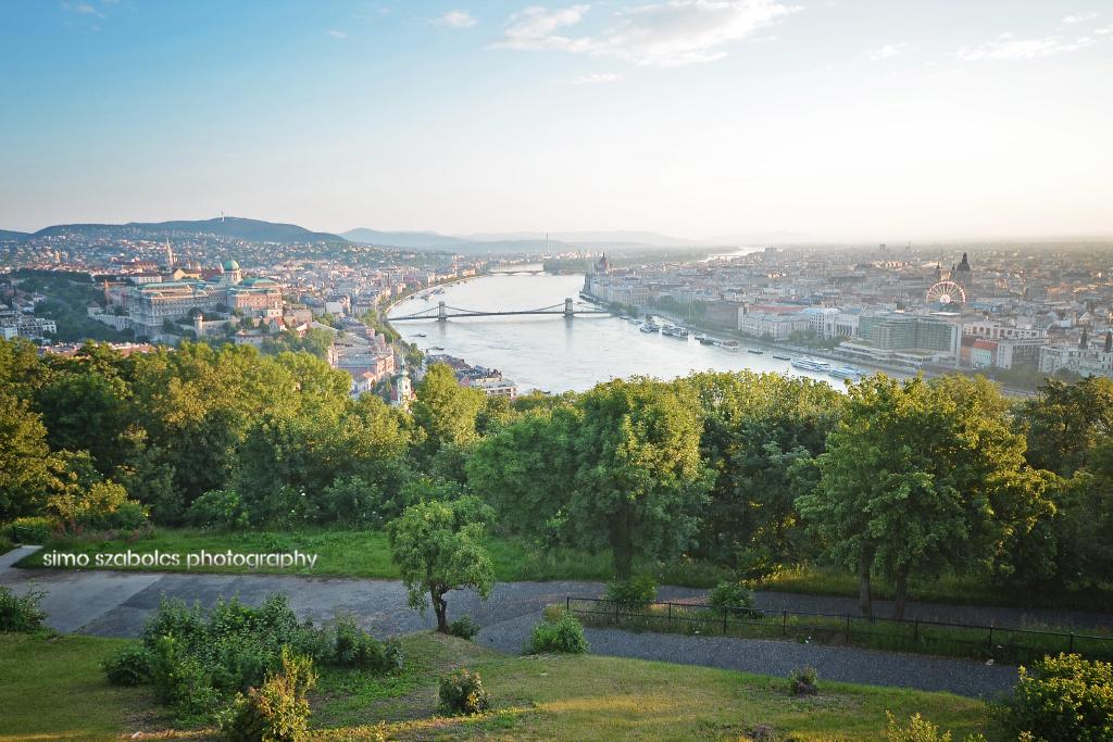 Hajnali Budapest