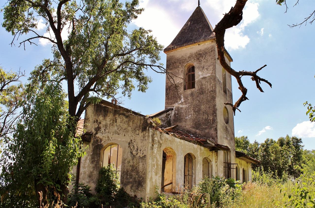 A Balaton leghátborzongatóbb háza I.