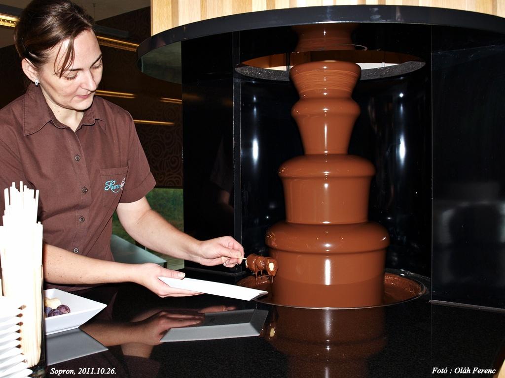 Csoki-szökőkút