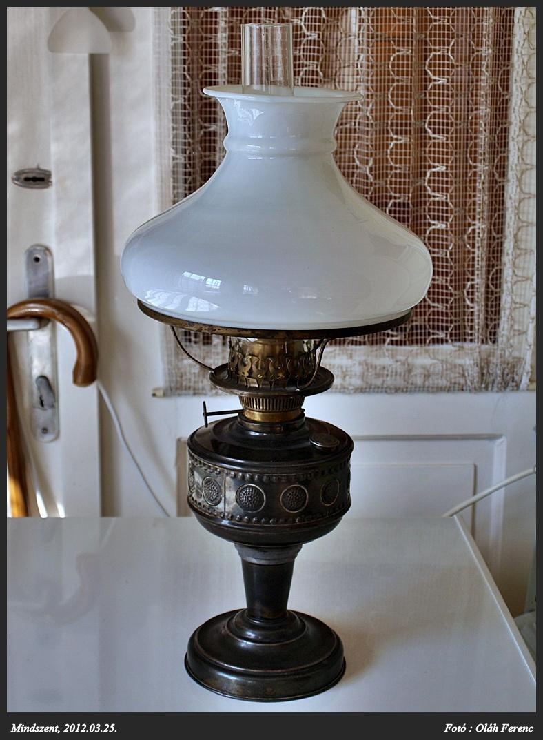 Petro-lámpa