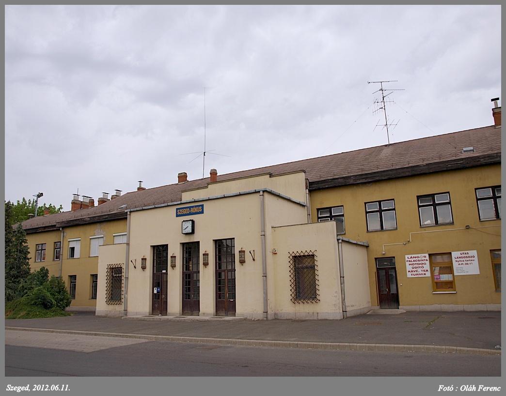 Szeged-Rókus 1