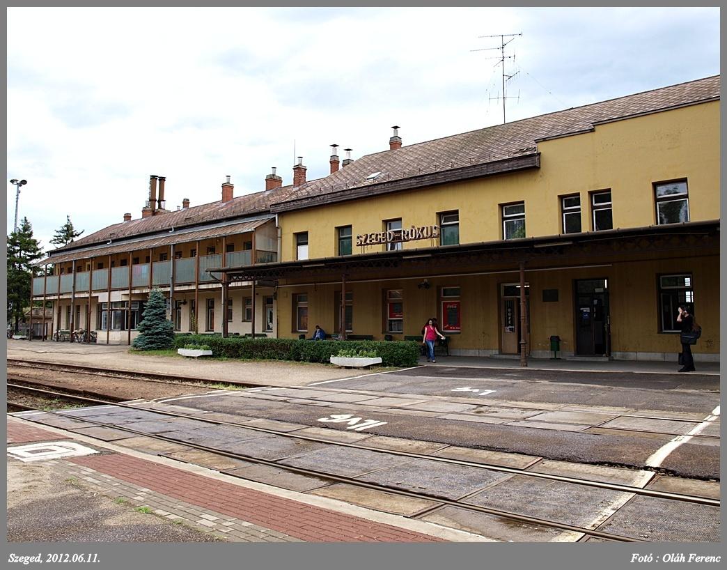 Szeged-Rókus 2