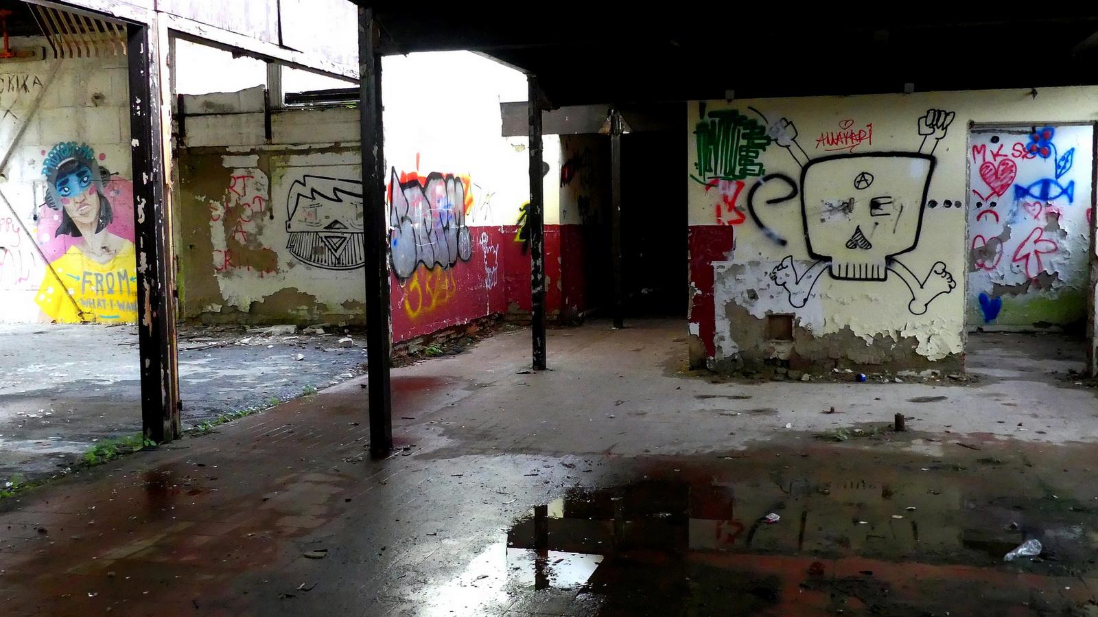 01 Graffity parádé