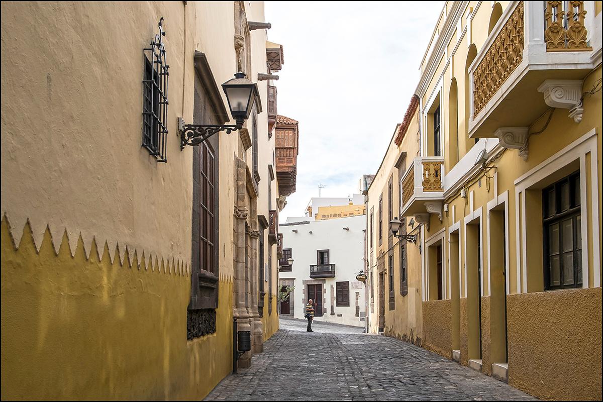 Las Palmas- Óváros