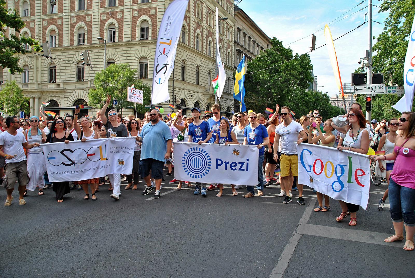 Világnagyságok Budapesten