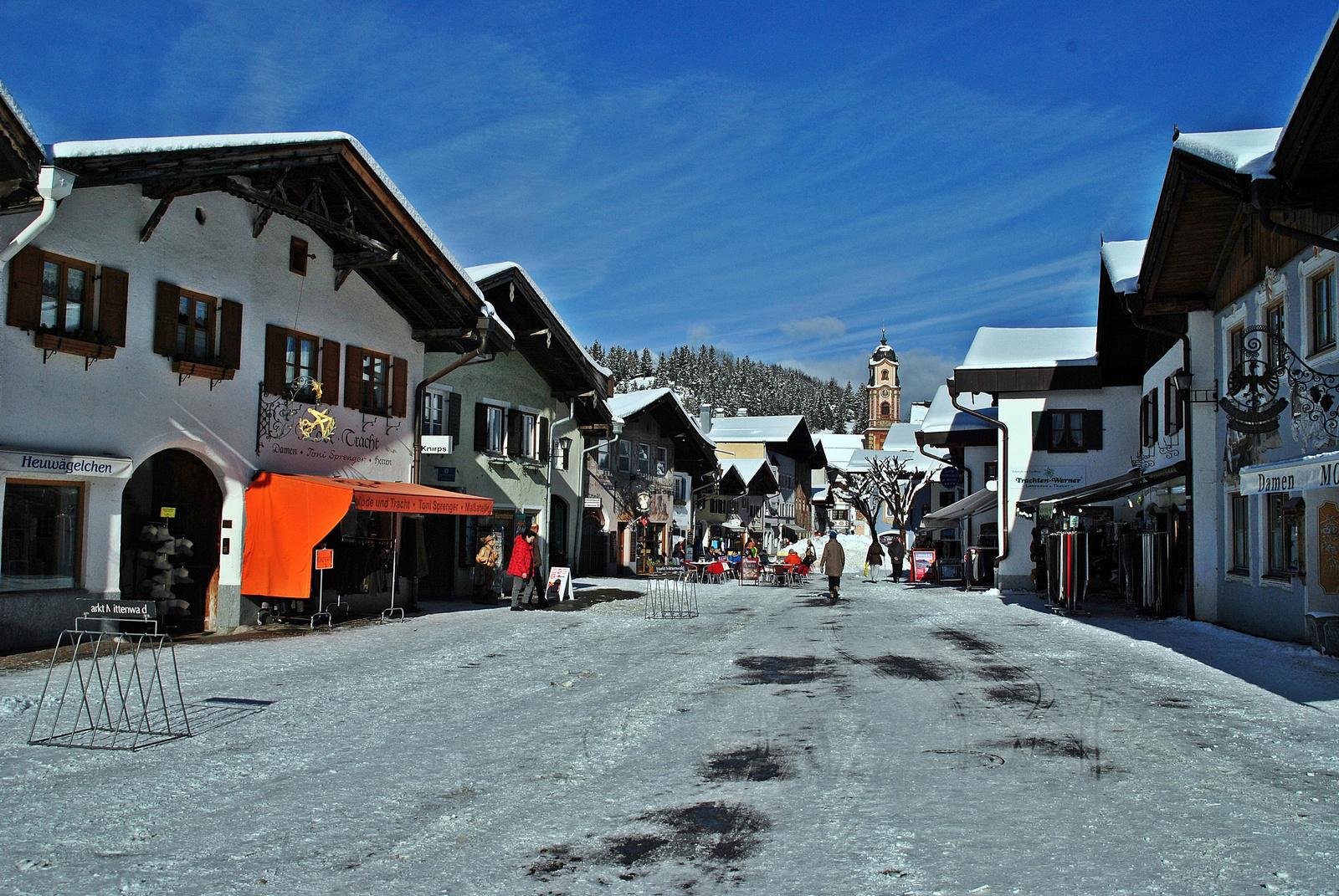 Téli utca