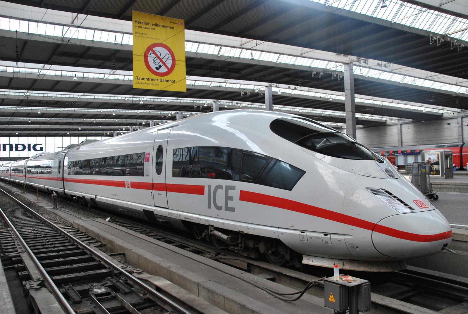 München, végállomás.