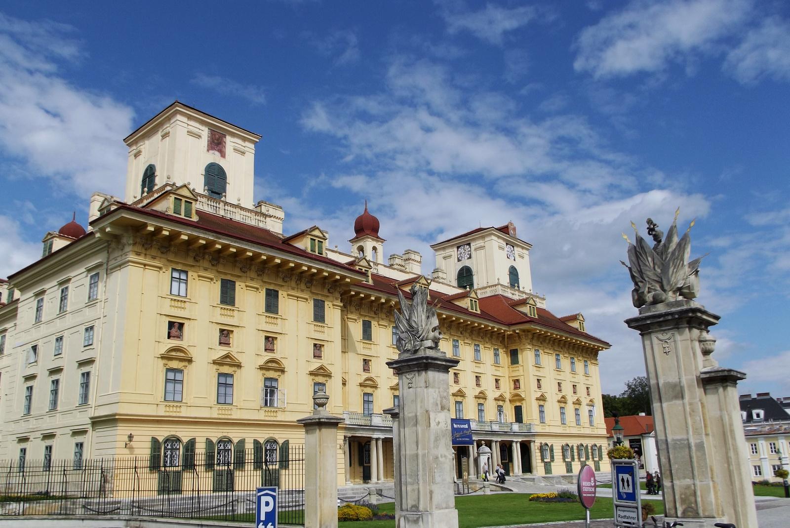 Eisenstadt - Esterházy kastély