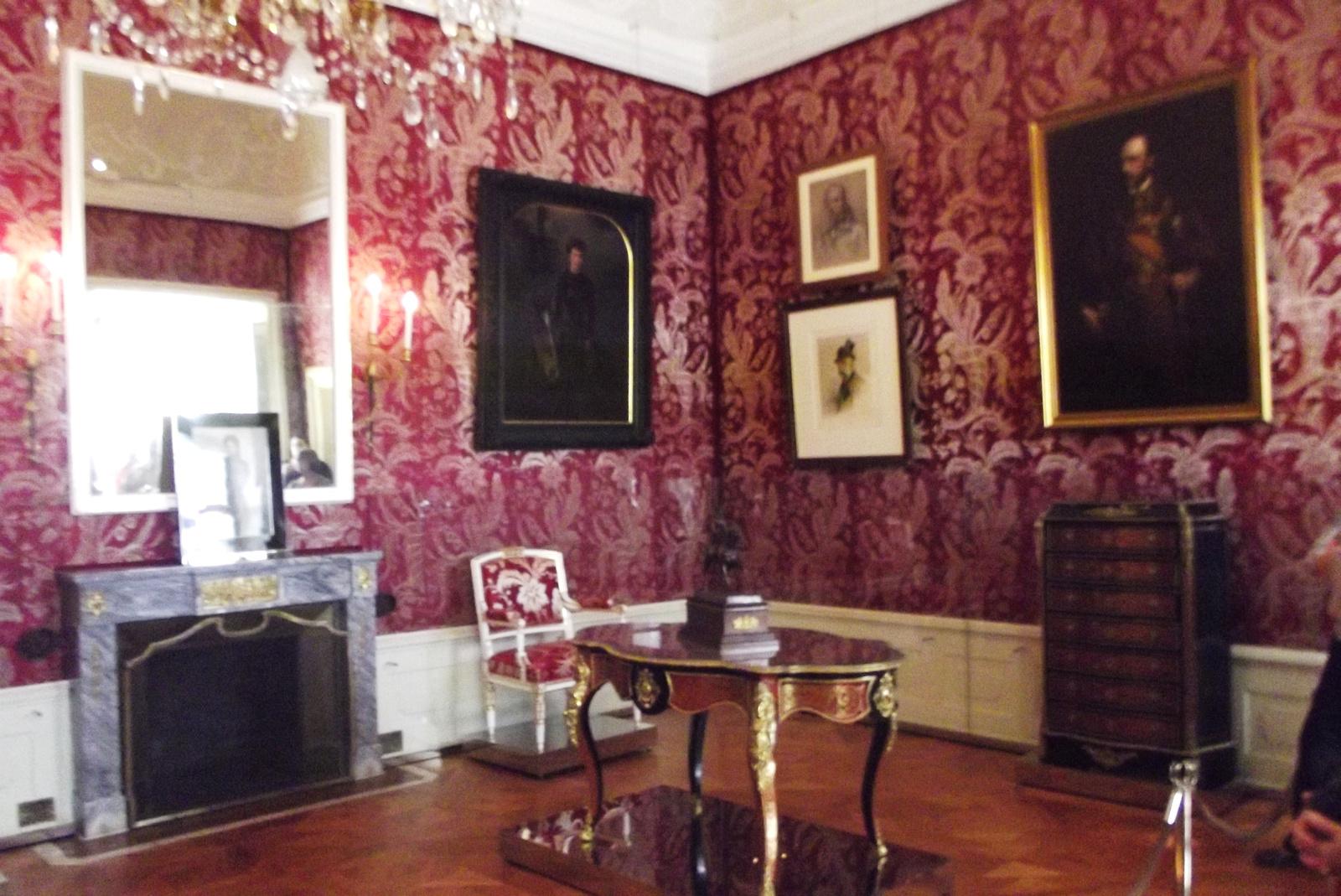 Esterházy kastély - szoba 3.