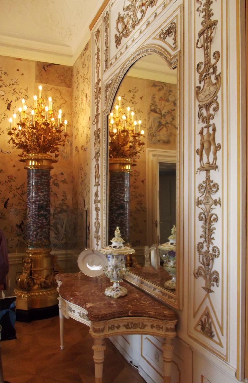 Esterházy kastély - szoba 1.