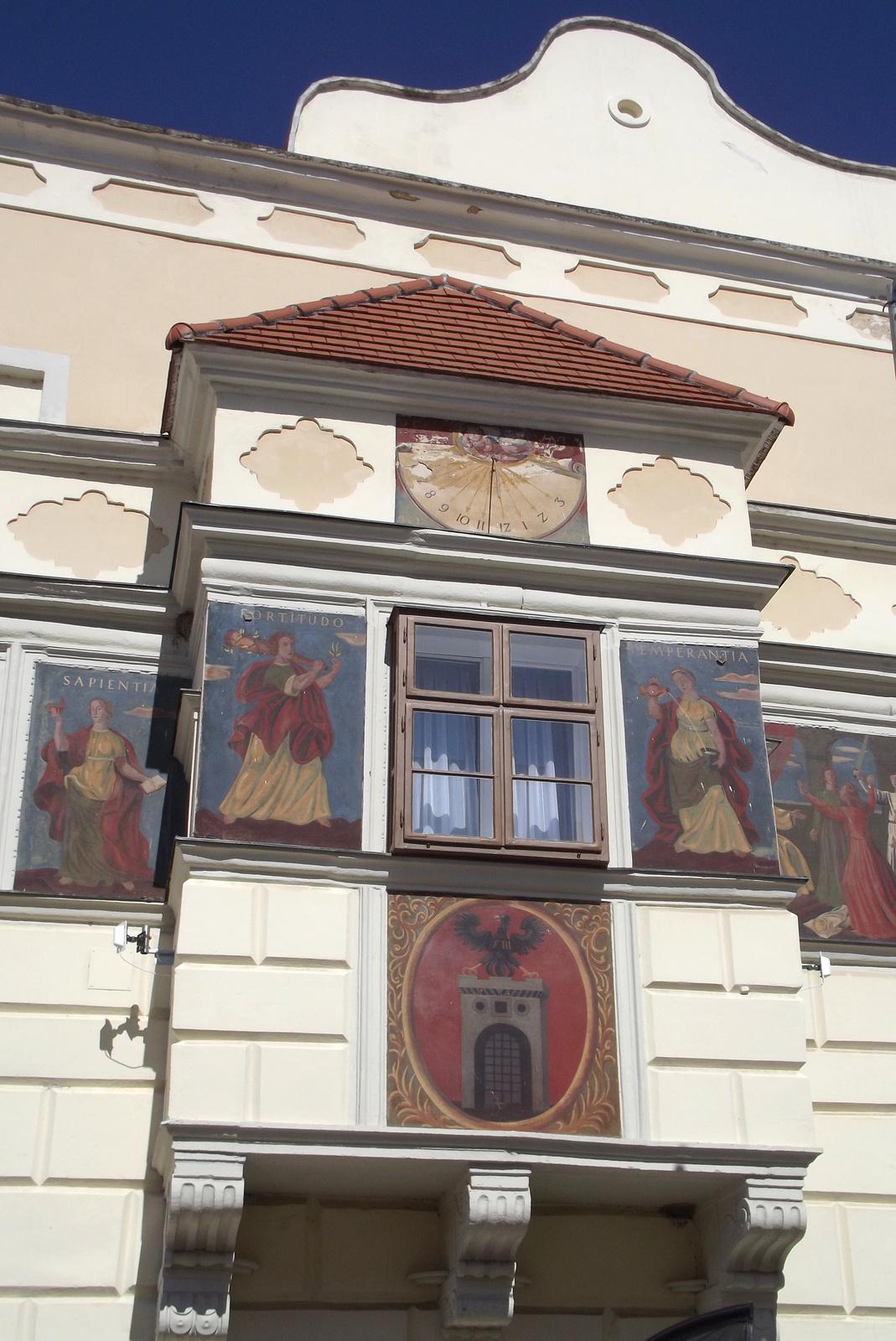 Eisenstadt - Városháza (részlet)