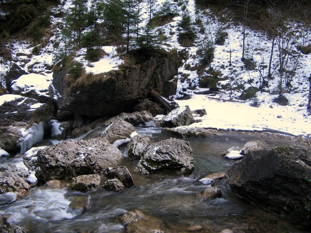 Hó és víz