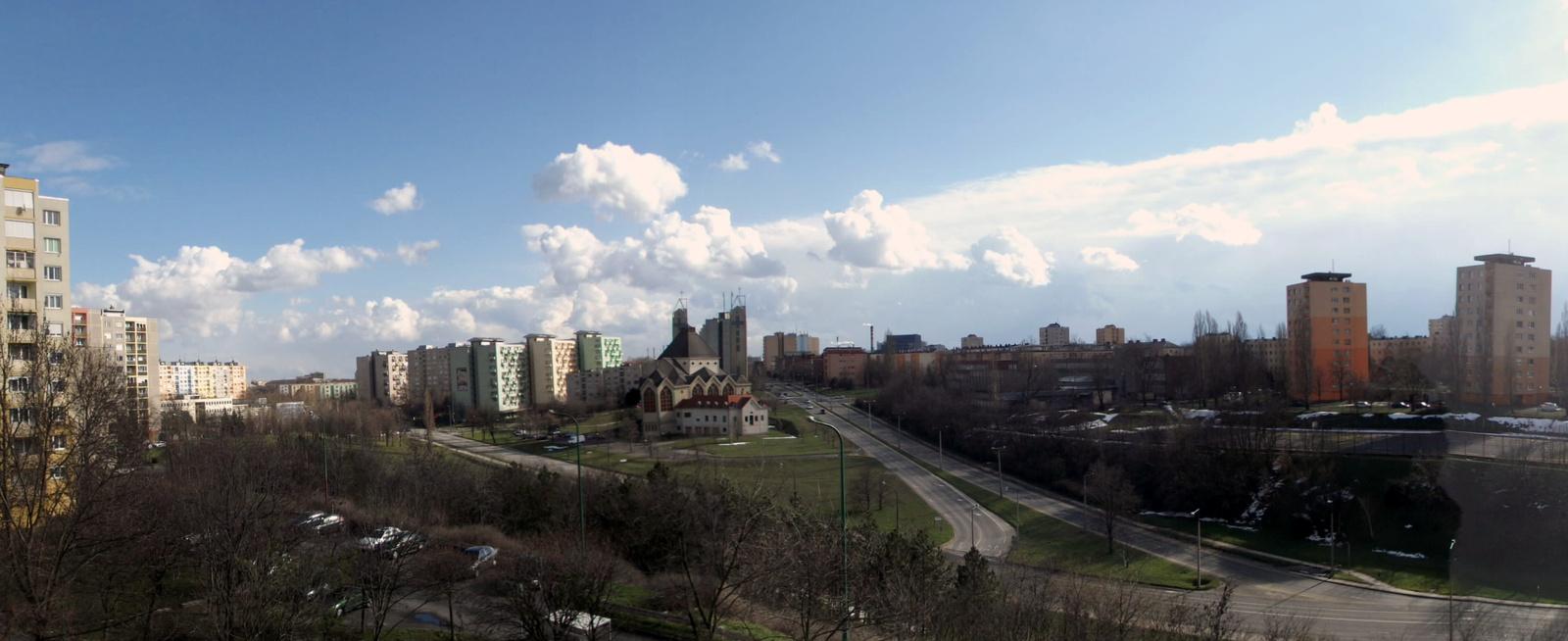Tavaszi felhők 2.