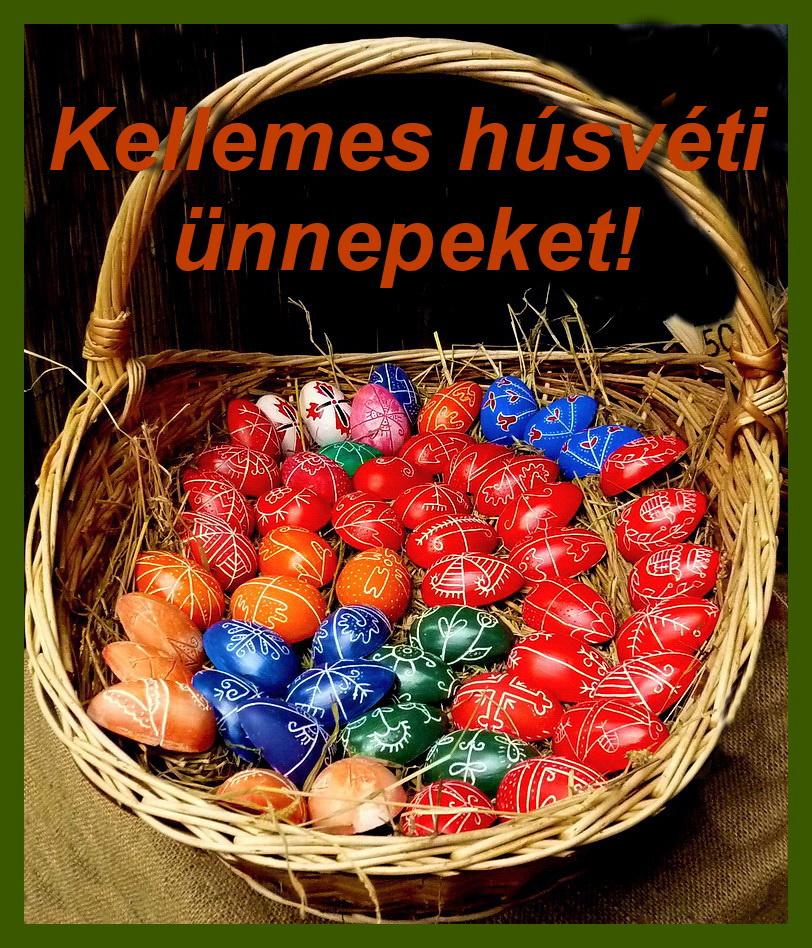 Képeslap húsvétra