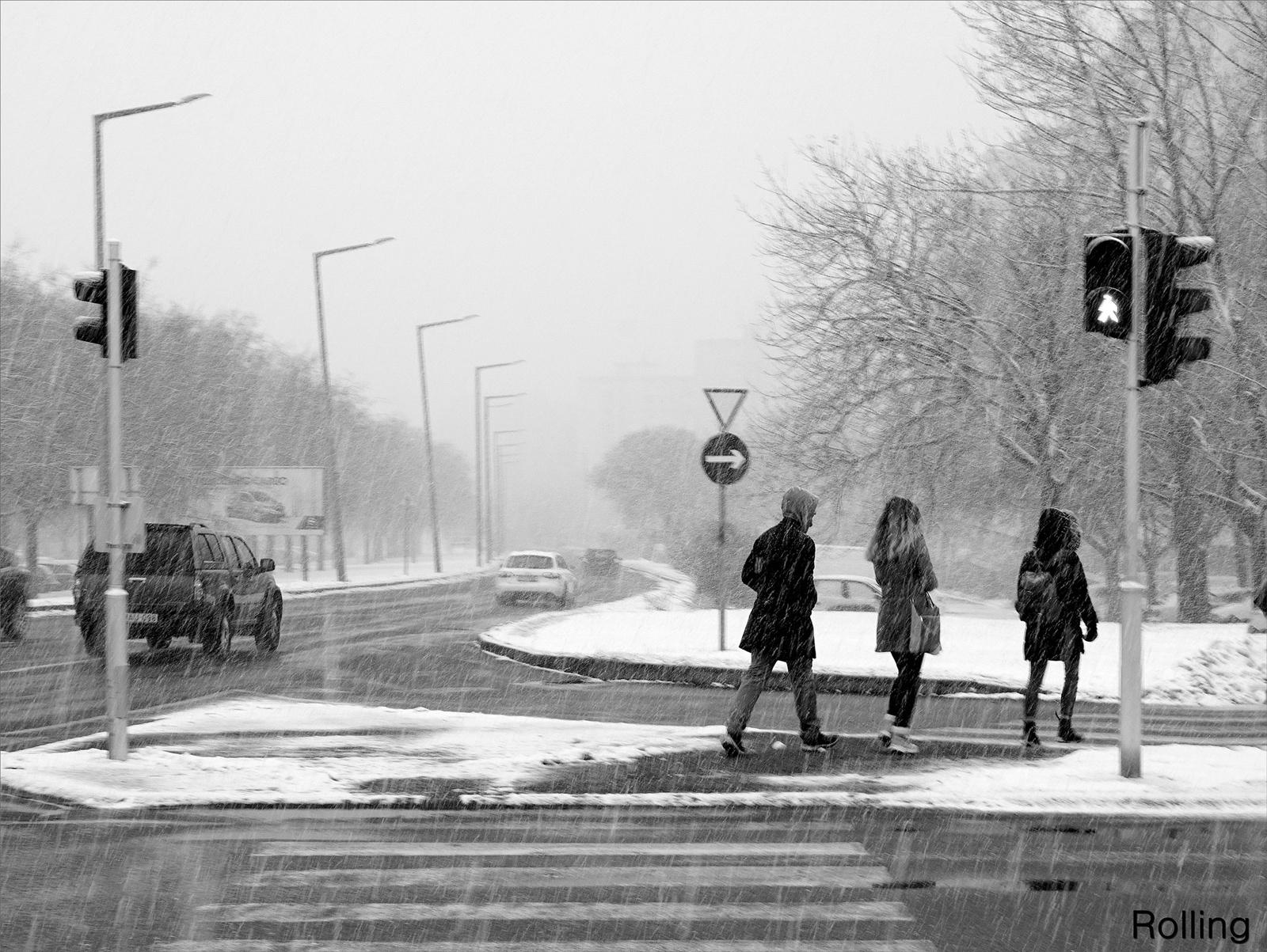 Hull a hó!!!
